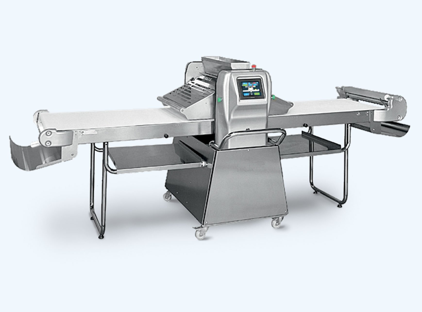 GENIE Line Kemplex The automatic dough sheeter