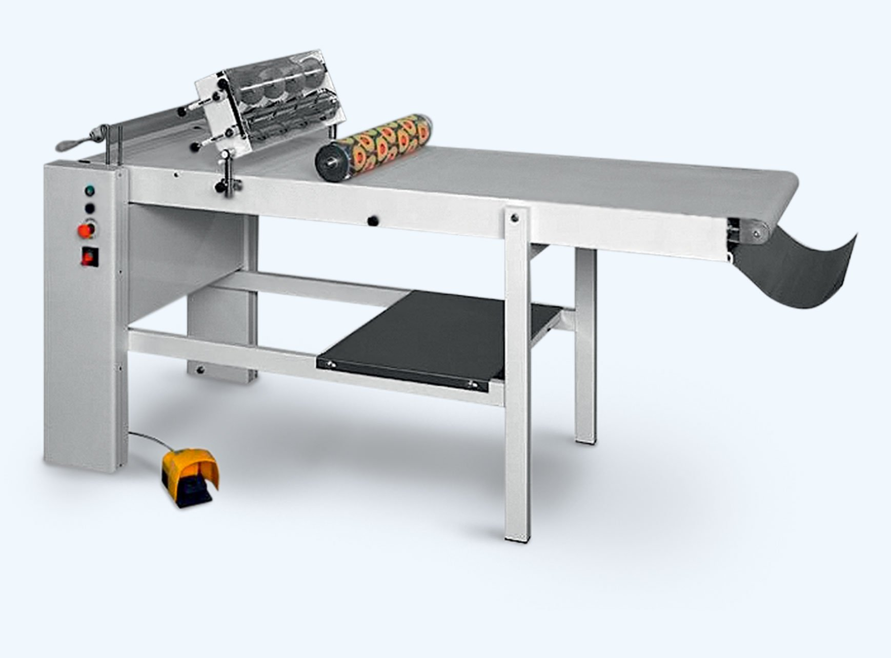 TT Table Line The practical and sturdy cutting table Kemplex product
