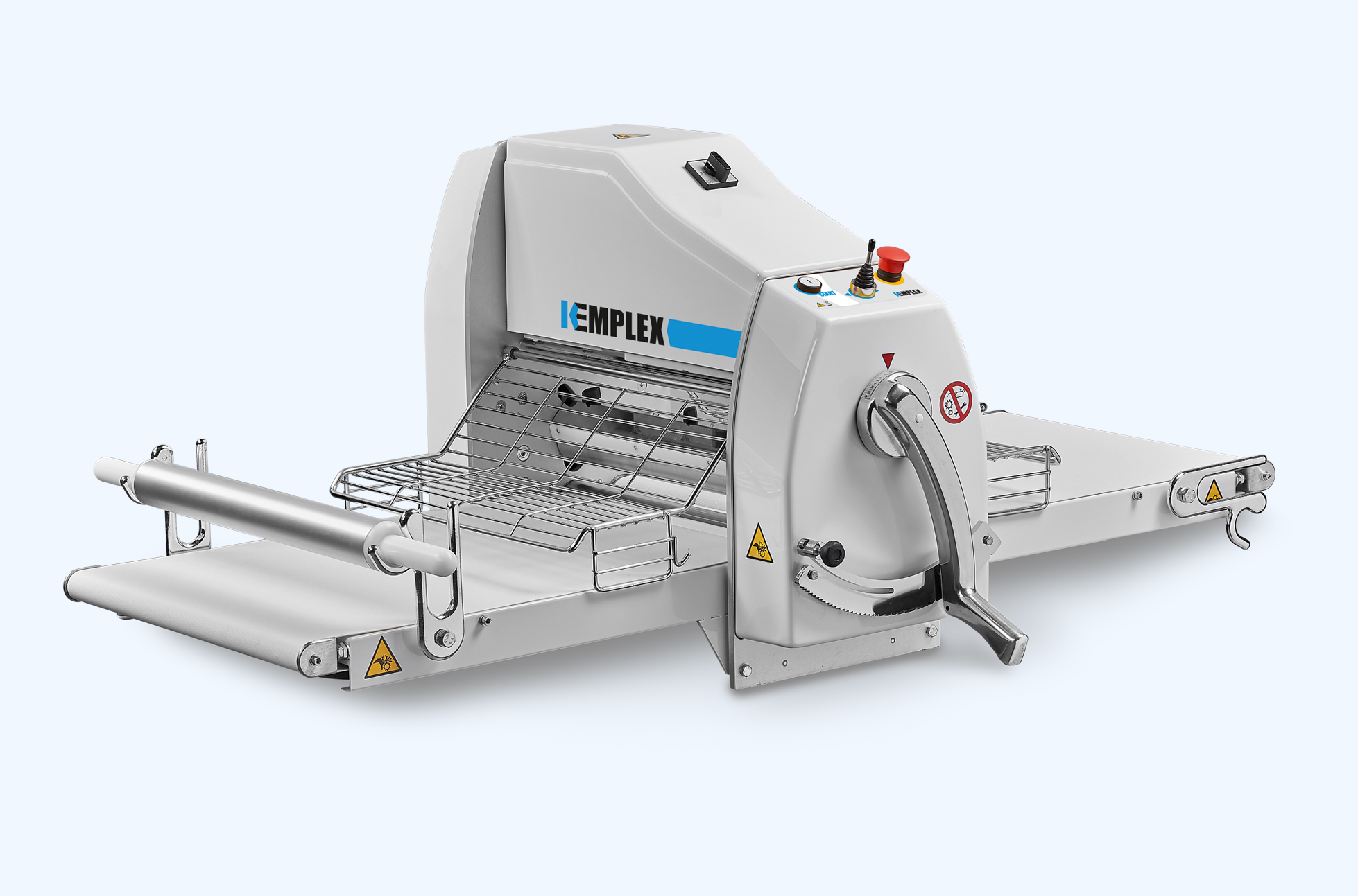 SF Line Kemplex Professional dough sheeters